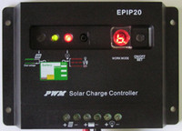 Wholesale 20A soalr charger controller regulator W solar panel V V Amp