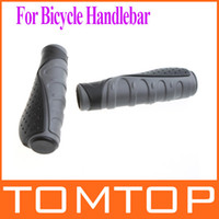 Wholesale Soft Cycling Bicycle Handlebar Bar Grips Bike Rubber Grip shock absorbing H8635