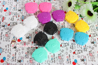 Wholesale MOQ Hot Selling Piggy Contact Lens Case Double Cases CPA
