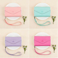 Wholesale Fashion Clutch Evening Mobile Cell Phone Wristlet Bag Wallet Clutch Purse V1936