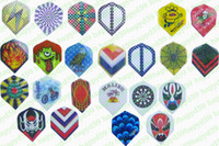 Wholesale 50 dart flag many models choose dart flags dart flight free ship