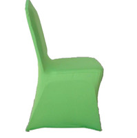 Wholesale green chair covers spandex chair covers wedding chair covers