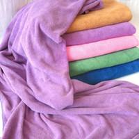 bath sheets - MICROFIBER SHEET BATH BEACH TOWEL SPA BEACH WRAP BATH TOWELS CM mix