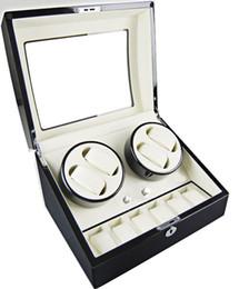 mens watch storage box online mens watch storage box for luxury 4 6 black wood watch winder storage display case box automatic rotation ladies mens watches