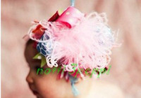 Wholesale Notti Peppi new hot selling PRE ORDER flower headband baby hairband children hair