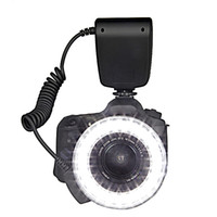lens canon - Macro LED Ring Universal Flash Light For Canon Nikon Olympus Sony sigma lens RF D