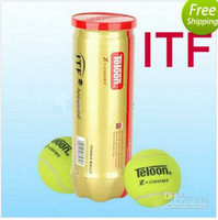 Wholesale ITF tennis balls ball machine top wool tennis balls good quality HD T Z COURT professional