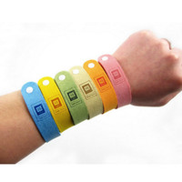 Cheap Natural Mosquito insect bracelet band baby Wristband Repellent anti Bracelet 10pcs lot