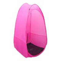 Wholesale brand new TAX FREE Professional PINK POP UP Airbrush Spray Tanning Booth Tent Cubicle