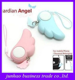 online shopping Guardian Angel wings Women s Anti rape and theft electronic alarm mobile phone devices bag pendant