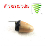 Wholesale V Off Cheap Sr416sw Wireless Spy Earpiece Anatomical Shape Mixed Colors Dot MagneticbAnalogue