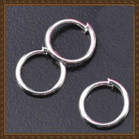 Wholesale Hot selling silver plated jumping split ring MP4012 mmx0 mm