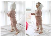 Boy/Girl baby long underwear - 0 Y Autumn Winter Baby Clothing Boy Girl s Baby Homewear Clothes Set Baby s Underwear Clothes Suits
