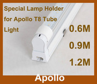 Wholesale T8 LED Tube Light Holder CM For SMD Tubes Lamp Energy Saving Fluorescent Bulbs