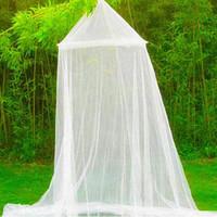 Wholesale 8pcs Ceiling nets Dome mosquito nets Encryption Princess bed lace Classical summer Promotions
