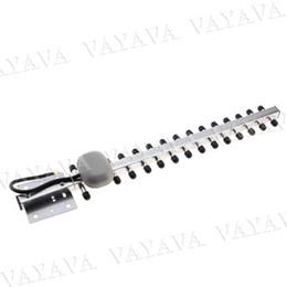 Wholesale Wifi Yagi Antenna Female Pin RP SMA Wireless Router GHz dBi b g