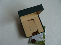 Wholesale Wrist Watch box in good shape green