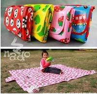 Wholesale Children picnic mat mats Children baby play mat mats baby play pad pads baby creeping mat pa