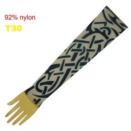 Wholesale Pop Fancy Tattoo Stripe Sleeves Arm Dress Sleeve Great Tattoo Design For Men amp Women T30 ML