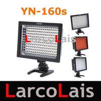 Wholesale YONGNUO YN s LED Video Light for Canon Nikon Pentax Panasonic SLR Cameras New