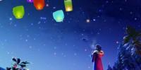 Sky Lantern Holiday Lanterns free shipping Sky Lanterns,Wishing Lantern fire balloon Chinese Kongming lantern Wishing Lamp