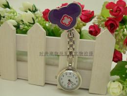 50PCS HOT Unisex Quartz Nurse Medical Metals Rope Style Decoration Nurse Pocket Watch Nurse's watch