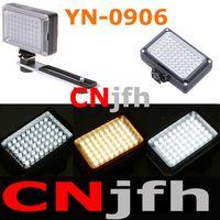 Wholesale YONGNUO YN0906 LED Video Light for Nikon Pentax SLR DSLR Camera