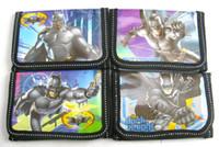 unisex bank check design - Batman Design Cartoon Children Envelope Wallet Bag Purse Fashion Bank Check Holder
