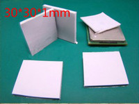 Wholesale 30 mm Thermal conductive silicone gaskets for chipset