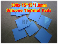Wholesale 300x mm Soft Silicone Thermal Pads Heatsink GPU Chips Gap Heat Conduct Economic Cooling