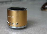 Wholesale Music Angel Kaidaer Mini Speaker Portable Speaker MP3 Player USB Speaker Support Sd TF Card MN01