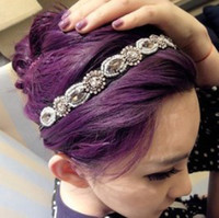Wholesale The Club Queen Style Retro Fantastic Headband Hair bands Hair Fascinators Accessories