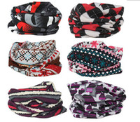 Wholesale 30pcs Cashmere Porous Winter Skiing Skating Headbands Hair Hood Warm Scarf Mountain Climb Protection