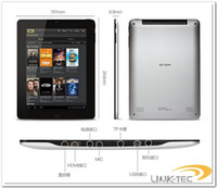 Wholesale Onda Vi40 dual core quot android Tablet pc Amlogic Cortex A9 GHz GB DDR3 HDMI GB