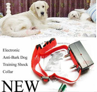 Wholesale NEW Anti Bark Dog Control Collar bark stop collar dog Terminator bark terminator