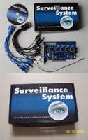 Wholesale Freeshipping CH GV800 v8 CCTV GV Board GV V8 GV dvr Card for cctv systems WIN7 V3