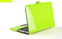 Wholesale 1 Best Sale Leather Pouch Skin Case Cover For Notebook Laptop Full Colors High Quality