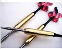 Wholesale 3pcs set Removable Shaft and Flight Can be mixed Brass Steel Darts game