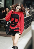Wholesale women s garments Women s sweater ladies sweater women s clothing fashion sweater skull