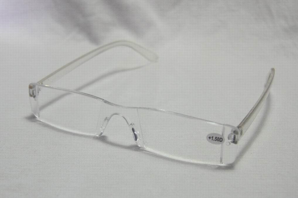 Unbreakable Plastic Eyeglass Frames : Unbreakable Men & Women Reading Glasses,Transparent ...