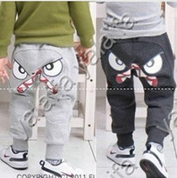 Wholesale pieces to years old children s wear sweatpants Haroun pants Pants Capris NANTONGQ001