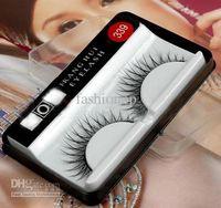 NO eyelash extensions - Hot Sale Makeup Tools Cheap Eyelash Extensions Charming Bright Nutural Thick Black Eyelashes AML1 SF