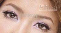 Wholesale Pairs Long New False Eyelashes Taiwan of Pure Manual Naked Makeup False Eyelash WXH1