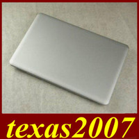 Wholesale 13 inch Netbook D525 laptop Metal air Sliver cover Airbook thin GB GB