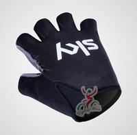 Wholesale sky new Cycling gloves cycling apparel bike gloves sports gloves