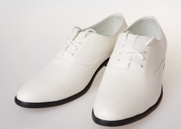 Wholesale Best selling PU leather white dress shoes men s casual shoes groom wedding shoes liqinghui2011