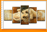 Cheap More Panel Love Best Oil Painting Fashion oil painting