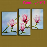 Cheap More Panel painting art Best Oil Painting Impressionist abstract art
