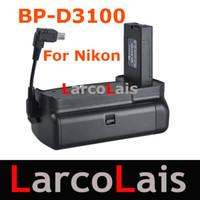 Wholesale Aputure Camera Battery DSLR Camera professional Battery Grip BP D3100 for D3100