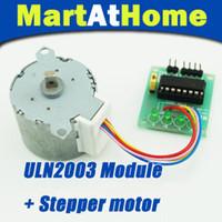 Wholesale 5PCS V Phase mm Stepper Motor ULN2003 Stepper Drive Board